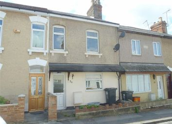 Thumbnail 2 bed terraced house to rent in Read Street, Swindon, Wiltshire