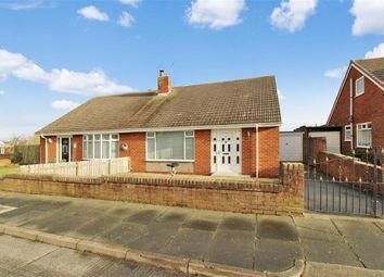 Thumbnail 3 bed semi-detached bungalow for sale in Easedale, Seaton Sluice, Whitley Bay