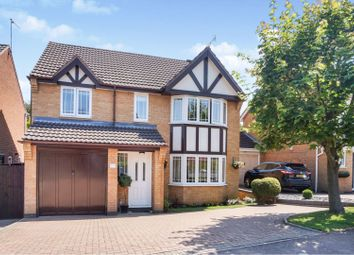 4 bed detached house for sale in Lancaster Way, Northampton NN4