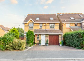Thumbnail 6 bed detached house for sale in Scott Walk, Bridgeyate, Bristol