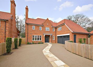 Thumbnail 5 bed detached house for sale in Wood Farm, Wood Lane, Stanmore
