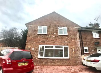 Thumbnail End terrace house for sale in The Thicket, West Drayton