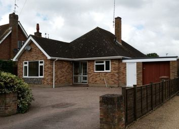 Thumbnail 3 bedroom bungalow to rent in Norwich Road, Fakenham