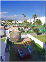 Thumbnail 3 bed town house for sale in 3 Bed Duplex, 80 Sq Mt Garden, Heated Pool, San Miguel De Abona, Tenerife, Canary Islands, Spain