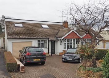 Thumbnail 4 bed semi-detached bungalow for sale in Boughton Road, Moulton, Northampton