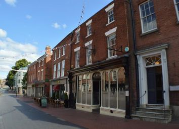 Thumbnail 1 bed flat for sale in Bird Street, Lichfield, ., Staffordshire