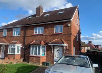 Thumbnail 4 bed semi-detached house to rent in Northwood, Harrow