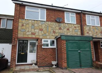 Thumbnail 3 bed terraced house to rent in St. Michaels Road, Canvey Island