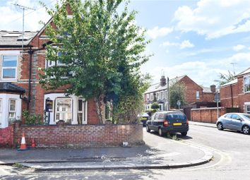 Thumbnail 4 bedroom end terrace house for sale in Grange Avenue, Reading, Berkshire