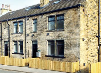 Thumbnail 2 bed flat for sale in Harrogate Road, Idle, Bradford