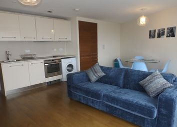 Thumbnail 1 bed flat to rent in Atlas House, Celestia, Falcon Drive, Cardiff Bay