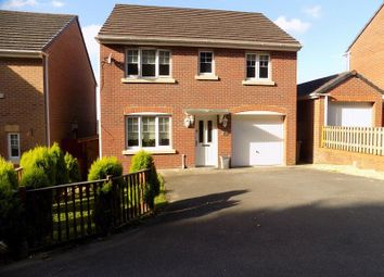 Thumbnail 4 bed detached house for sale in Penrhiwtyn Drive, Neath, Neath Port Talbot.