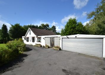 Thumbnail 3 bed detached bungalow for sale in Church Road, Burstow, Horley
