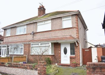 Thumbnail 3 bedroom semi-detached house to rent in Brynhyfryd Avenue, Rhyl