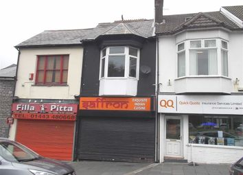 Thumbnail 1 bedroom maisonette to rent in Bridge Street, Pontypridd