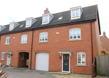 Thumbnail 4 bed end terrace house for sale in Holloway Avenue, Bourne, Lincs