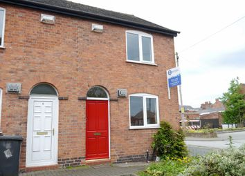 Thumbnail 2 bed terraced house to rent in Thomas Row, Nantwich