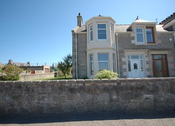 Thumbnail 3 bed semi-detached house for sale in Stotfield Road, Lossiemouth