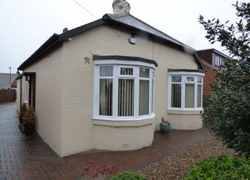 Thumbnail 3 bedroom detached bungalow for sale in Scrogg Road, Walkergate, Newcastle Upon Tyne