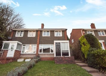 Thumbnail 3 bed semi-detached house to rent in Hathaway Road, Sutton Coldfield