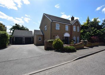 Thumbnail 5 bed detached house for sale in Alderton Road, Orsett, Essex