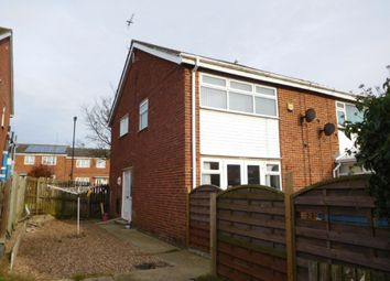 Thumbnail 3 bed semi-detached house to rent in Dereham Way, North Shields