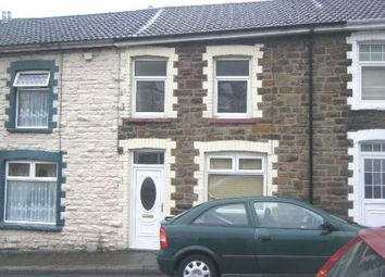 Thumbnail 2 bed terraced house to rent in Marian Street, Clydach Vale, Rhondda Cynon Taff.