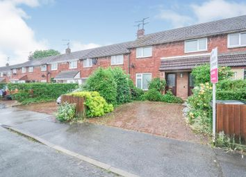 Thumbnail 3 bed terraced house for sale in Ashley Avenue, Corby