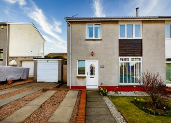 Thumbnail 3 bed semi-detached house for sale in Hill Grove, Comrie