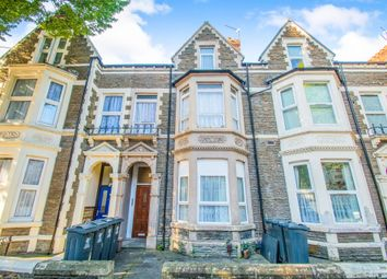 Thumbnail 5 bedroom property for sale in Connaught Road, Roath, Cardiff