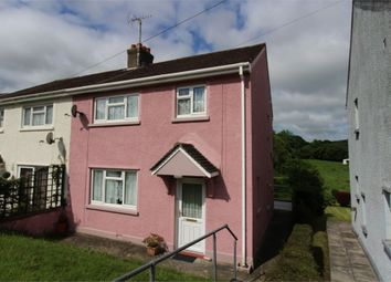 Thumbnail 3 bed semi-detached house for sale in Bro Henllys, Felinfach, Lampeter