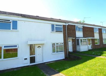 Thumbnail 2 bed terraced house for sale in Hemans Road, Daventry
