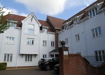 Thumbnail 2 bed flat for sale in Kings Acre, Coggeshall, Colchester