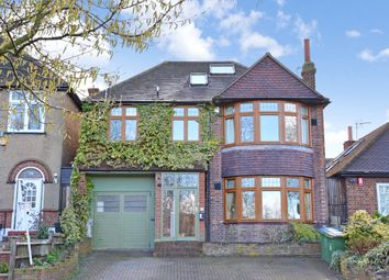 Thumbnail 5 bed detached house for sale in Glenlea Road, London