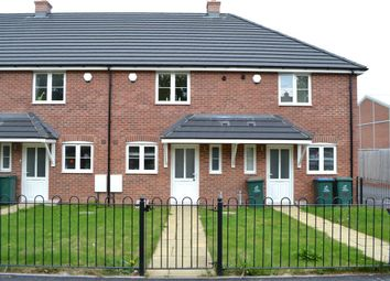 Thumbnail 2 bedroom terraced house for sale in Templar Avenue, Tile Hill, Coventry, West Midlands