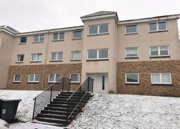 Thumbnail 2 bed flat for sale in Hawfinch Road, Lesmahagow, Lanark