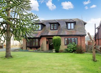 Thumbnail 4 bed detached house for sale in Swanwick Lane, Swanwick, Southampton