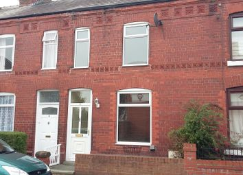 Thumbnail 2 bed terraced house to rent in Farrell Road, Stockton Heath, Warrington