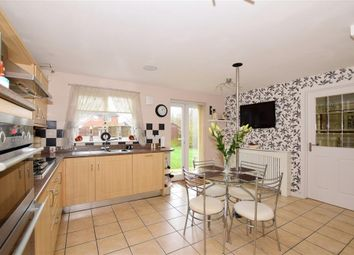 Thumbnail 4 bed link-detached house for sale in Long Shaw Close, Boughton Monchelsea, Maidstone, Kent