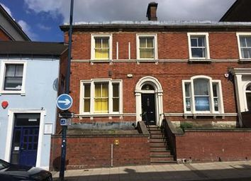 Office to let in 8 Pall Mall, Hanley, Stoke On Trent, Staffordshire ST1