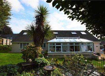 Thumbnail 4 bed detached bungalow for sale in Balland Park, Ashburton, Ashburton, Devon.
