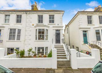 Thumbnail 4 bedroom semi-detached house for sale in Osborne Villas, Hove