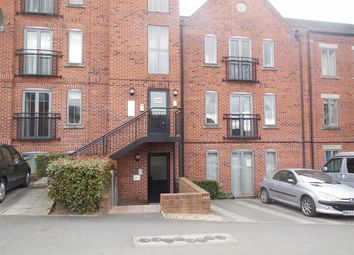 Thumbnail 2 bed flat for sale in Weavers Court, Trinity Lane, Hinckley