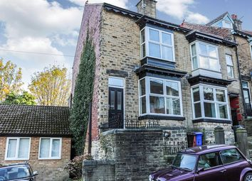 Thumbnail 3 bed terraced house for sale in Hadfield Street, Sheffield