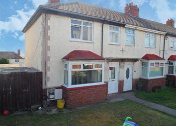 Thumbnail 2 bed terraced house for sale in Mill Lane, Whitburn, Sunderland