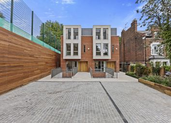 Thumbnail 4 bed semi-detached house for sale in Winchester Place, Highgate, London