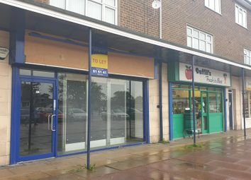 Thumbnail Retail premises to let in Greenwich Avenue, Hull