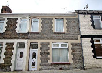 Thumbnail 3 bed terraced house for sale in Meyler Street, Thomastown, Tonyrefail, Porth, Rhondda, Cynon, Taff.