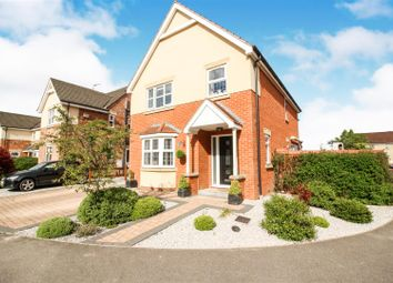 Thumbnail 5 bed detached house for sale in The Orchard, Leven, Beverley