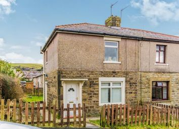 Thumbnail 2 bed semi-detached house for sale in Fir Street, Haslingden, Rossendale, Lancs